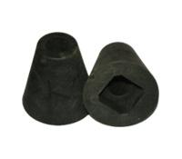 止水螺杆橡胶弹性脚垫