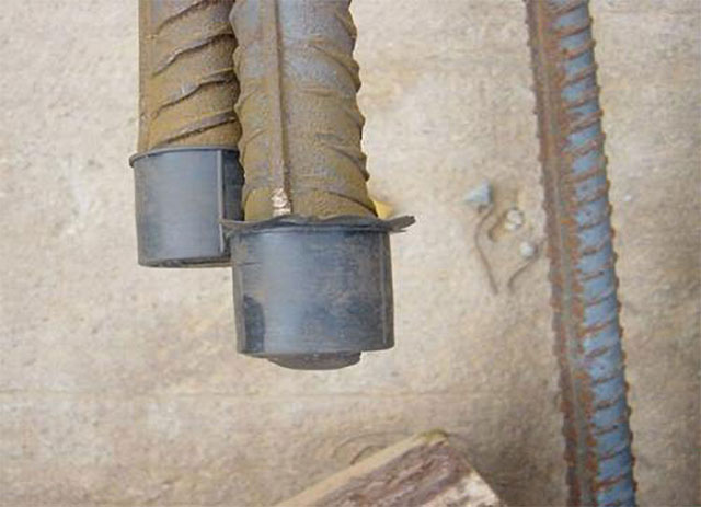 钢筋直螺纹套筒保护帽